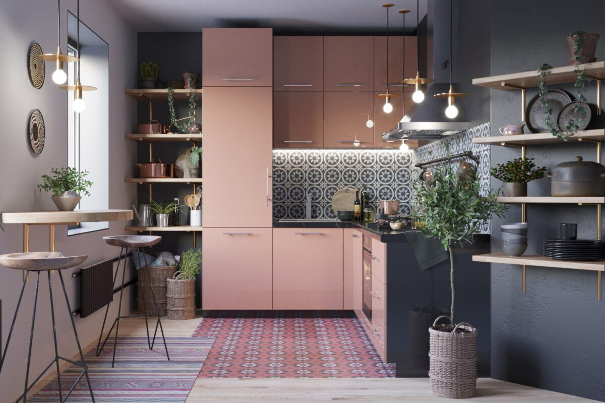 2021's Top Trending Kitchen Design You Should Take a Leaf On