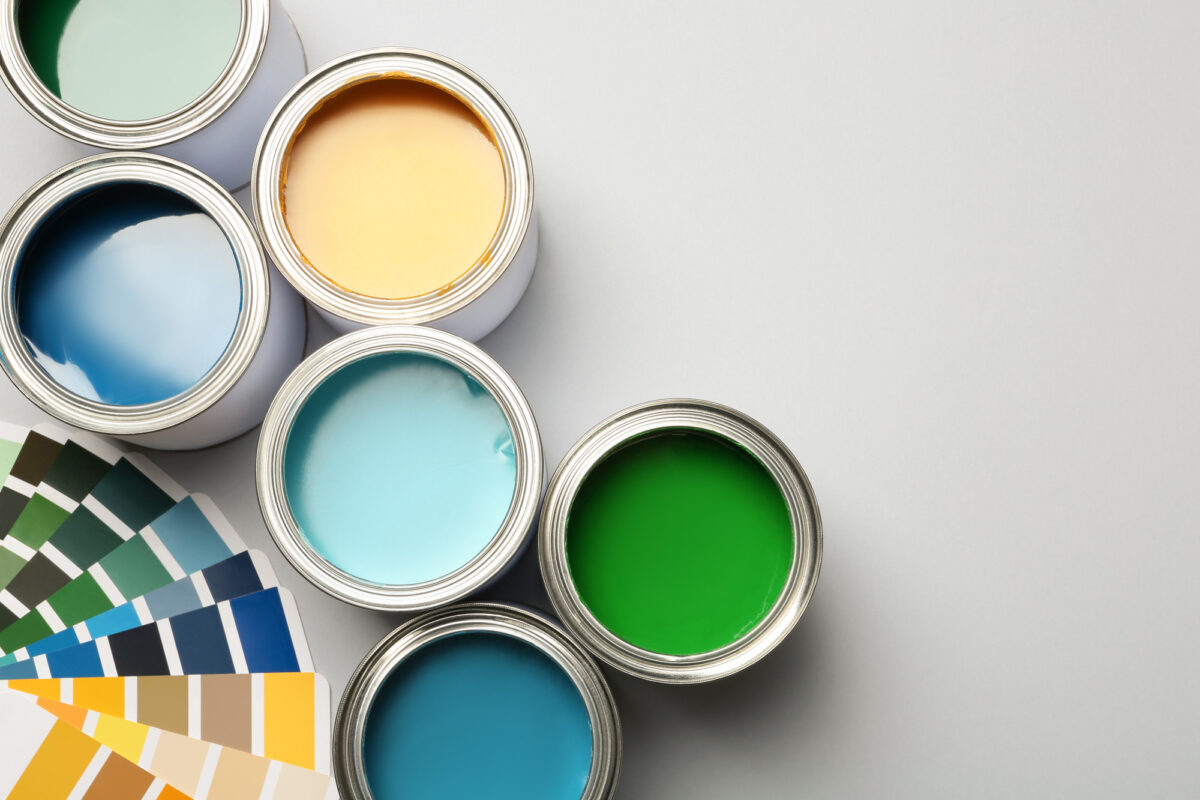 2021's Top Paint Colors That You May Have Seen Everywhere